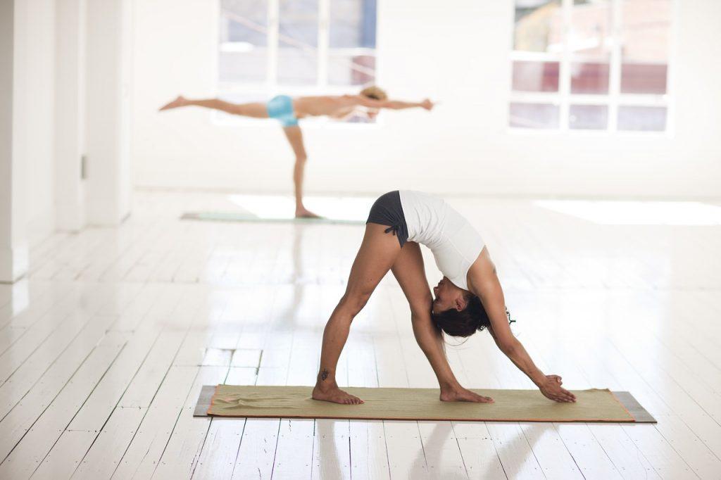 yoga, pose, asana